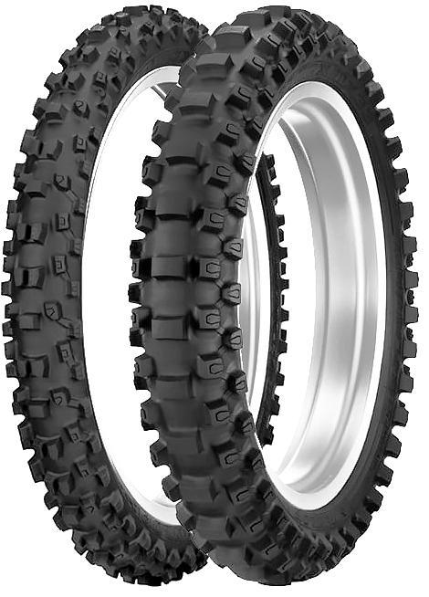 Dunlop GeoMax MX33 60/100-14 29M F TT
