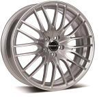 Borbet CW4 Sterling Silver