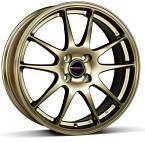 Borbet RS Bronzový matný
