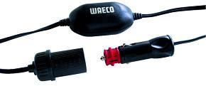 Strážca napätia pre termoelektrické autochladničky WAECO CoolPower M-50U-12V