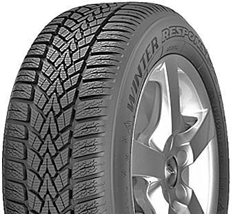 Dunlop SP WinterResponse 2 185/60 R14 82T + disky 6Jx14 5x100 ET37