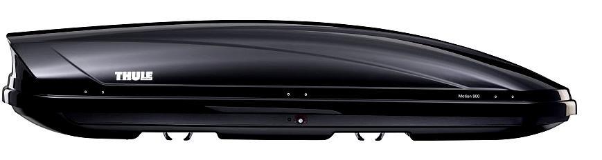 Strešný box Thule Motion XXL 900 Black