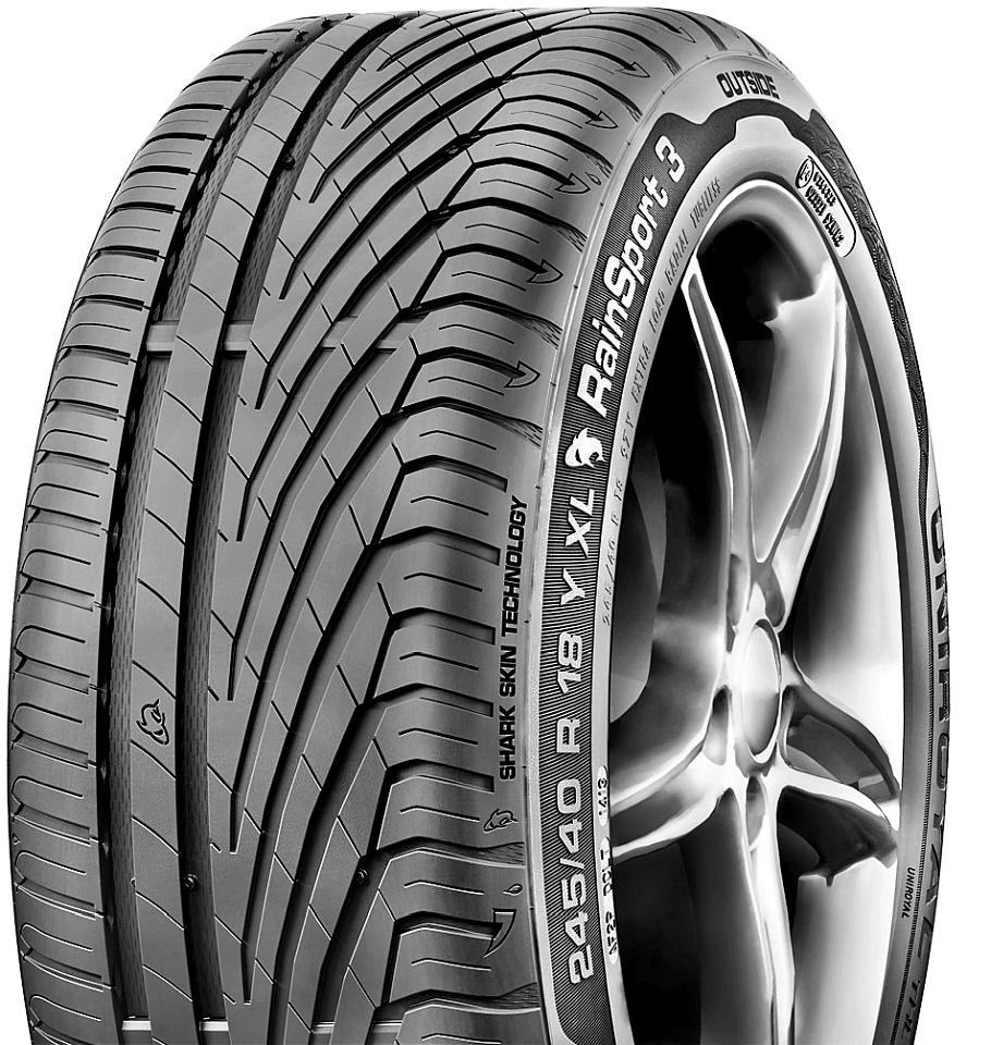 Uniroyal RainSport 3 205/55 R16 91W SSR Run Flat