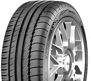 Michelin Pilot Sport PS2 255/35 ZR18 90W ZP Run Flat