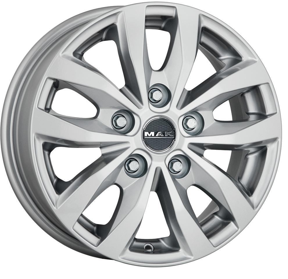 Mak Load 5 Silver