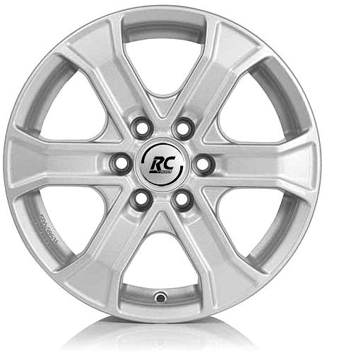 Brock RC31 Kristall Silber KS