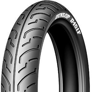 Moto pneu100 / 80 - 16 50P TL Dunlop D451