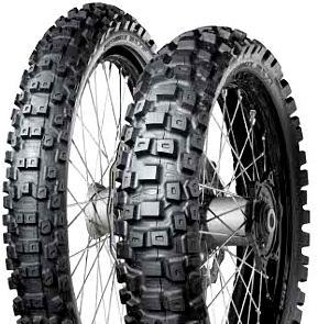 Moto pneu80 / 100 - 21 51M TT Dunlop GEOMAX MX71