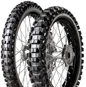 Moto pneu80 / 100 - 12 41M TT Dunlop GEOMAX MX51