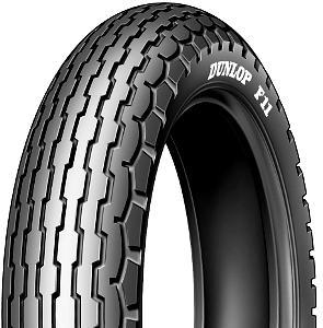Moto pneu3.00 - 18 47P TT Dunlop F11