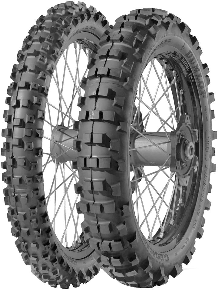 Dunlop GeoMax Enduro 90/90-21 54R F TT S
