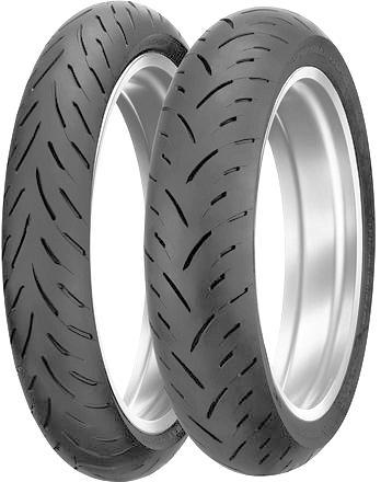 Dunlop SportMax GPR300 120/60 ZR17 55W F TL