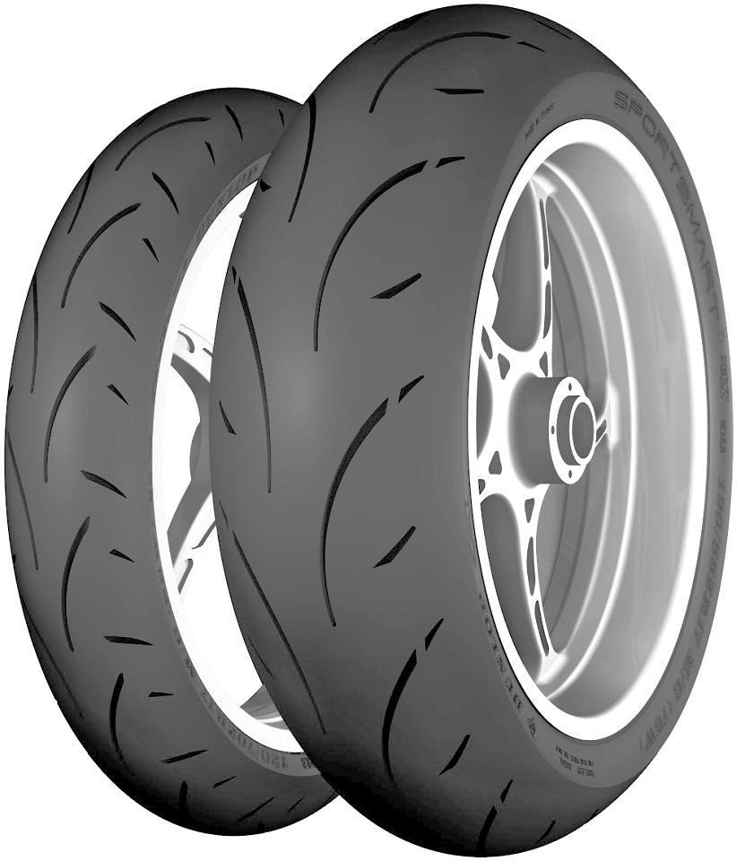Dunlop SportSmart 2 Max 180/55 ZR17 73W R TL