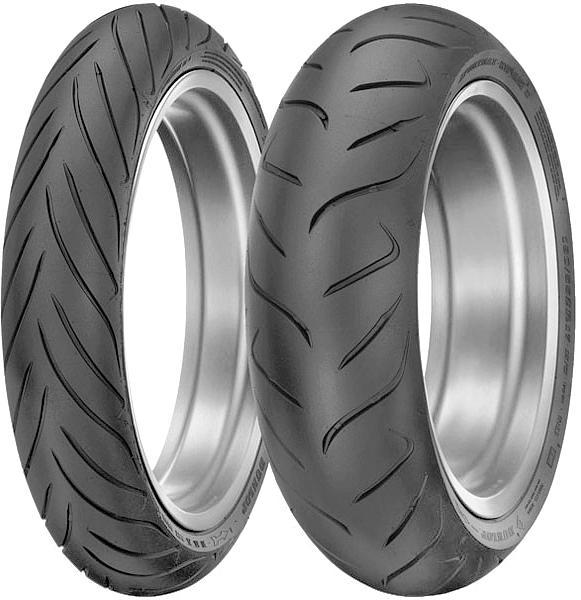 Dunlop SportMax RoadSmart 2 180/55 ZR17 73W R TL