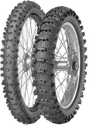 Dunlop GeoMax MX12 80/100-21 51M F TT