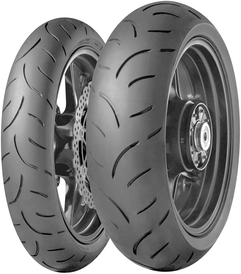 Dunlop SportMax Qualifier 2 180/55 ZR17 73W R TL