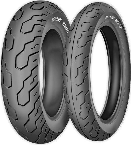 Dunlop K555 120/80-17 61V F TL