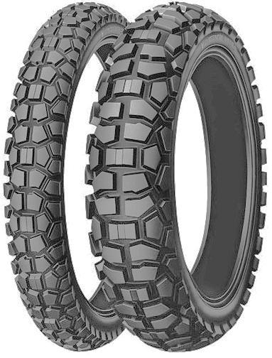 Dunlop D605 2.75-21 45P F TT