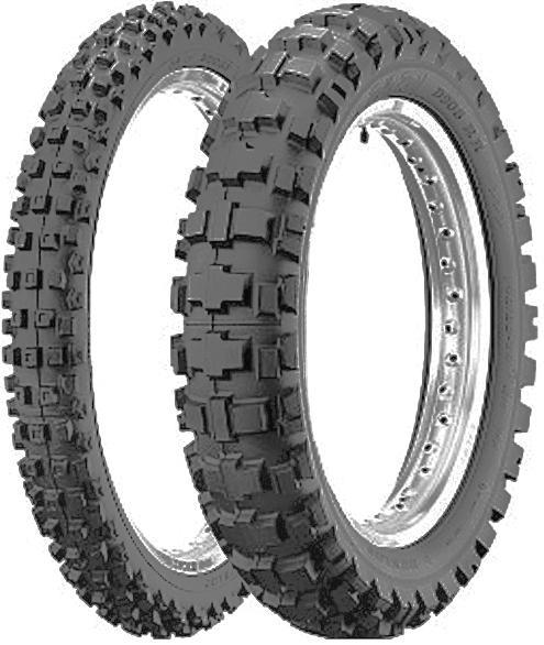 Dunlop D908 RR 90/90-21 54R F TT
