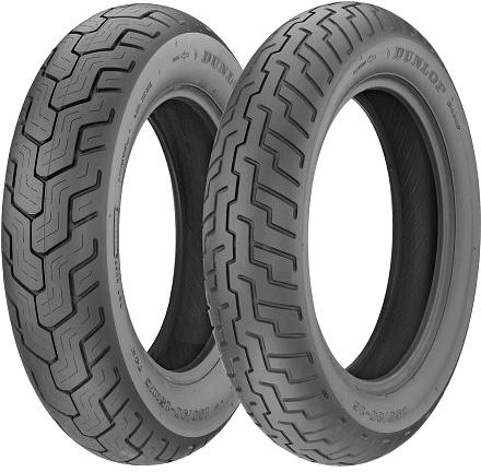 Dunlop D404 130/90-16 67H F TT