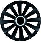Puklice Spyder Pro Black 15