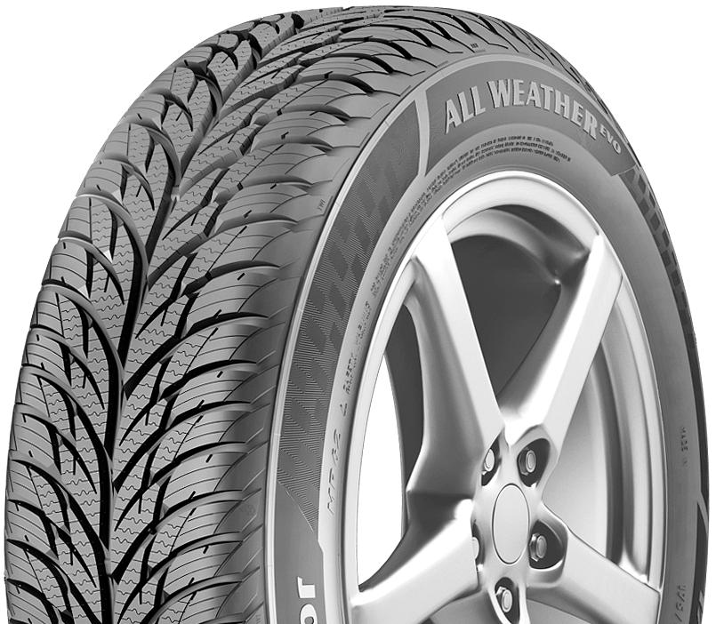 Matador MP62 All Weather Evo 165/70 R13 79T M+S 3PMSF